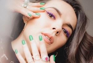 Llénate de inspiración y lleva un maquillaje más colorido este verano