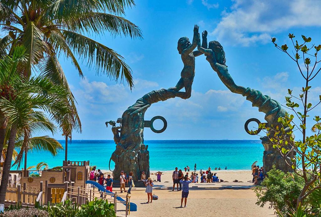 Estas son las playas favoritas de los mexicanos - playas-mexico-2-1024x694
