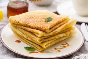Puedes preparar deliciosas y saludables crepas con tu cereal Kashi