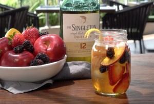Presbyterian: el cóctel perfecto para verano creado por The Singleton