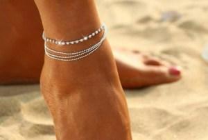 La joyería para pies es el accesorio IT del verano