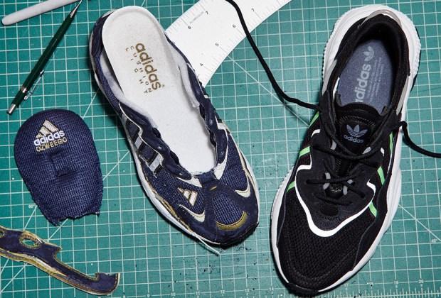 Guía de tres pasos para encontrar los sneakers perfectos - adidas-ozweego-sneakers-2019-tendencia