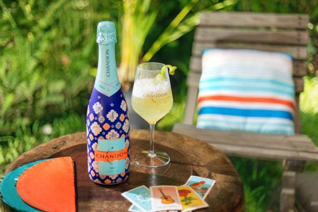 Así se ven los diseños mexicanos en nuestras botellas favoritas - botella-chandon-edicion-especial-ambientada-3
