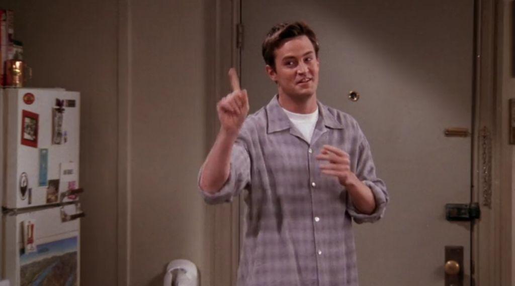 Los mejores episodios de Chandler en Friends