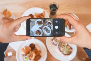 5 consejos básicos para fotografiar tus alimentos y bebidas como un verdadero foodie