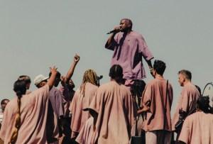 Todo lo que tienes que saber sobre el Sunday Service de Kanye West