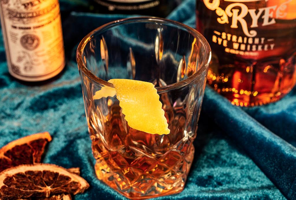 Tenemos la receta del coctel más antiguo de América: el Sazerac, ¡prepáralo en casa! - sazerac-2-1024x694