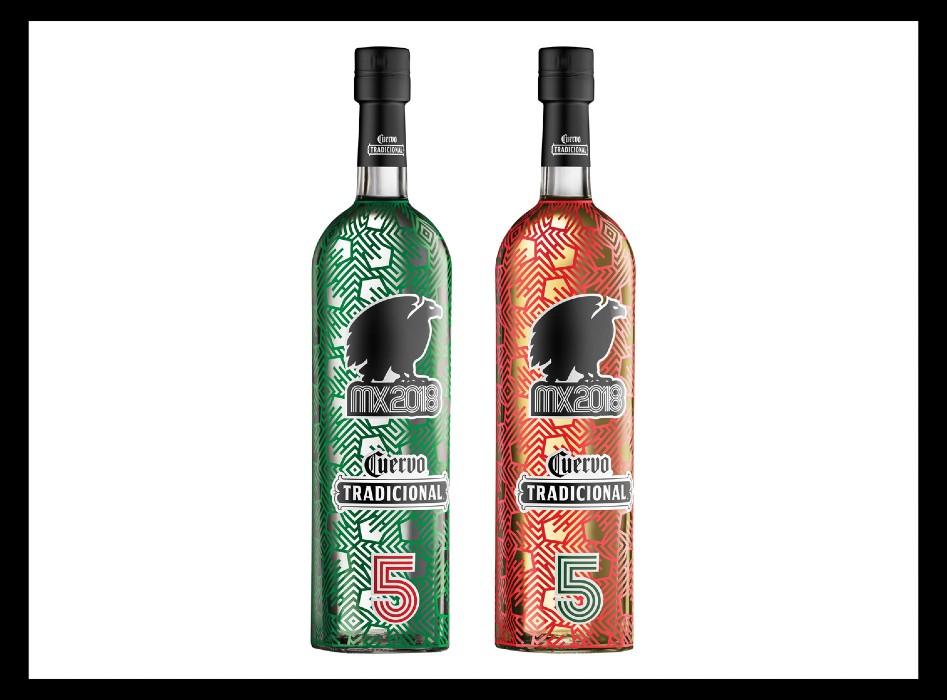 Así se ven los diseños mexicanos en nuestras botellas favoritas - tequila-1