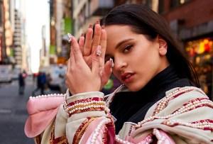 Las uñas más extravagantes de Rosalía