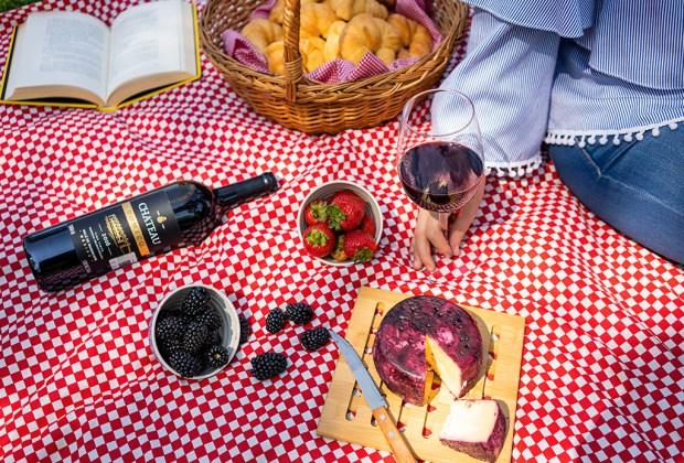 Prepara el picnic perfecto con estos consejos - vino-picnic