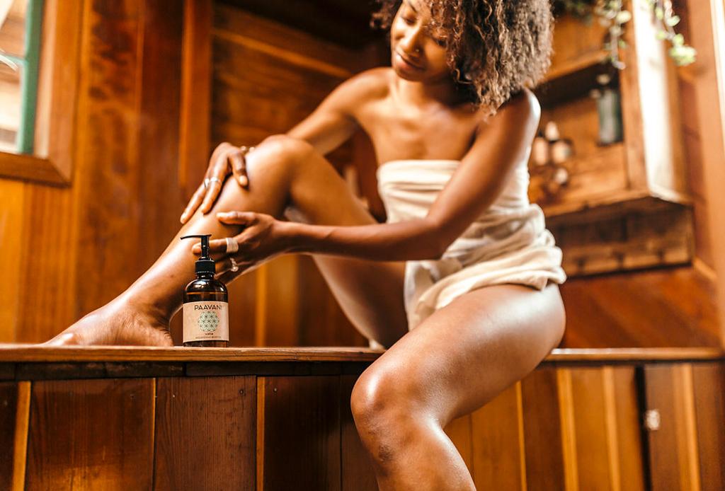 Este masaje es el mejor ejercicio de amor propio para cualquier día de la semana