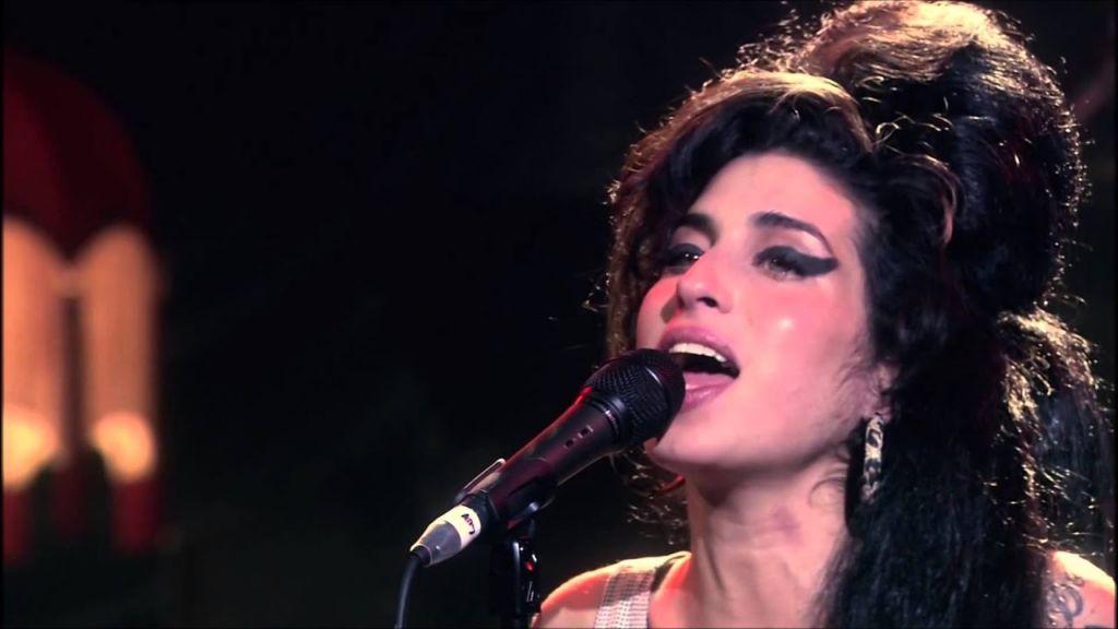Las mejores canciones en vivo de Amy Winehouse