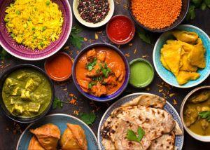 Los mejores restaurantes de comida india en la CDMX
