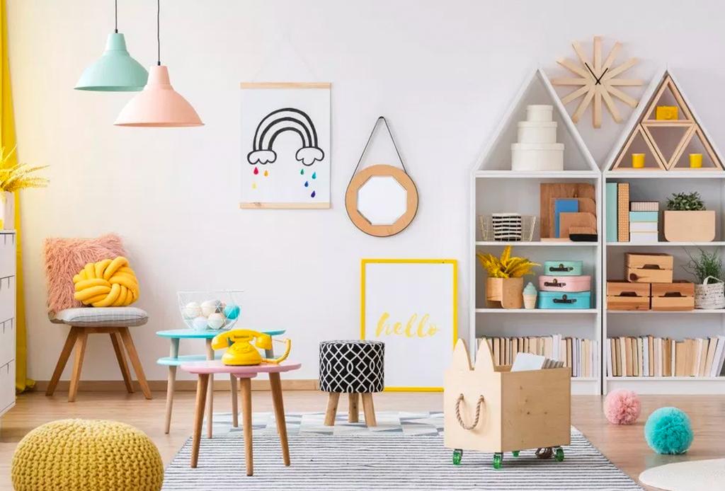 Organiza el cuarto de tus hijos con estas ideas