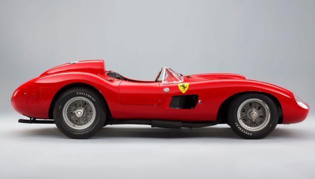 Los automóviles más caros de la historia - ferrari-335-s