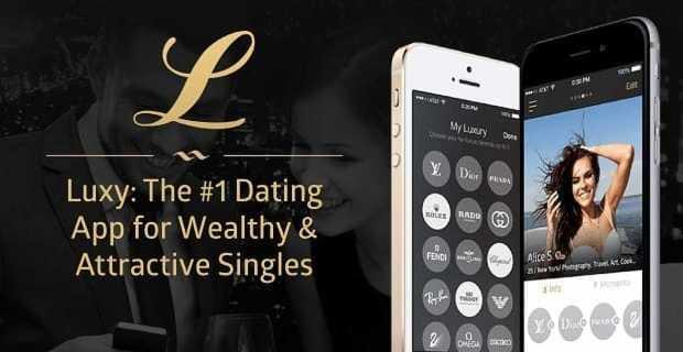 Las apps favoritas de los multimillonarios - luxy