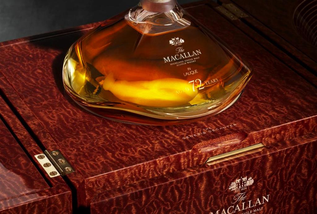 El whisky más antiguo de Macallan llega a México - macallan-72-3-1024x694