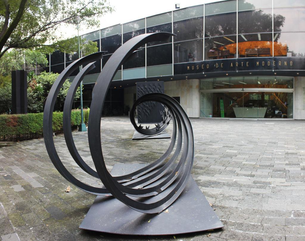 Los museos más emblemáticos de la CDMX - museo-de-arte-moderno-1024x809