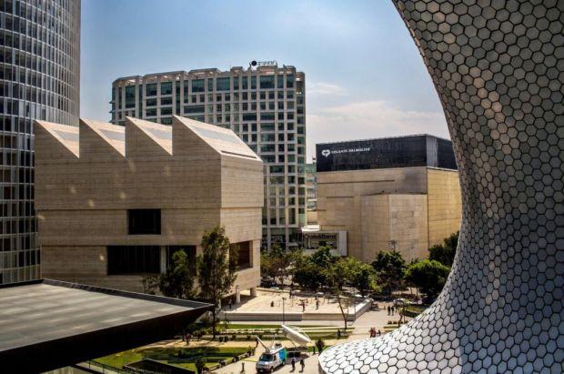 Los museos más emblemáticos de la CDMX - museo-jumex
