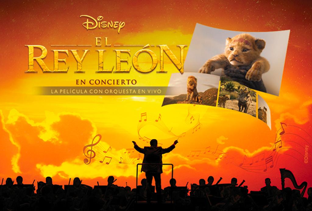 Happenings: TODO lo que puedes hacer este fin de semana (4 – 6 octubre) - rey-leon-orquesta-auditorio