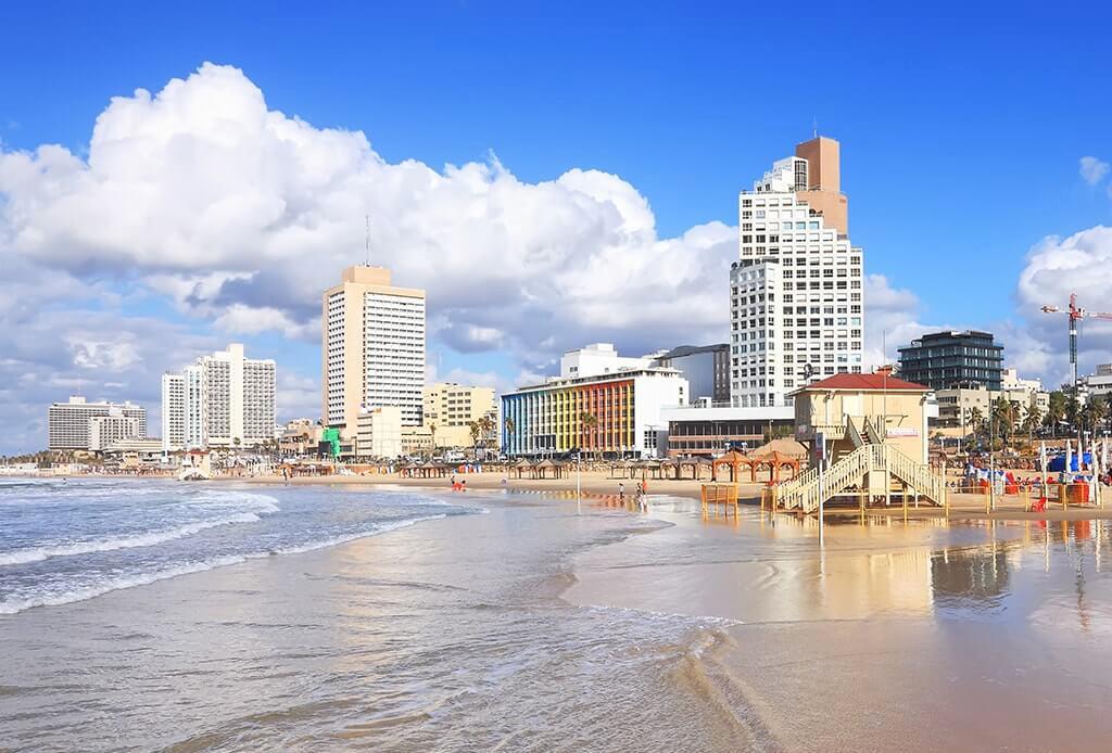 10 exclusivos hoteles en Tel Aviv para unas vacaciones inolvidables