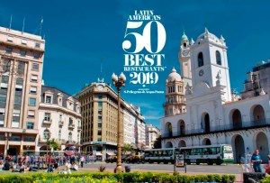 Los mejores restaurantes de México, según Latin America's 50 Best Restaurants 2019