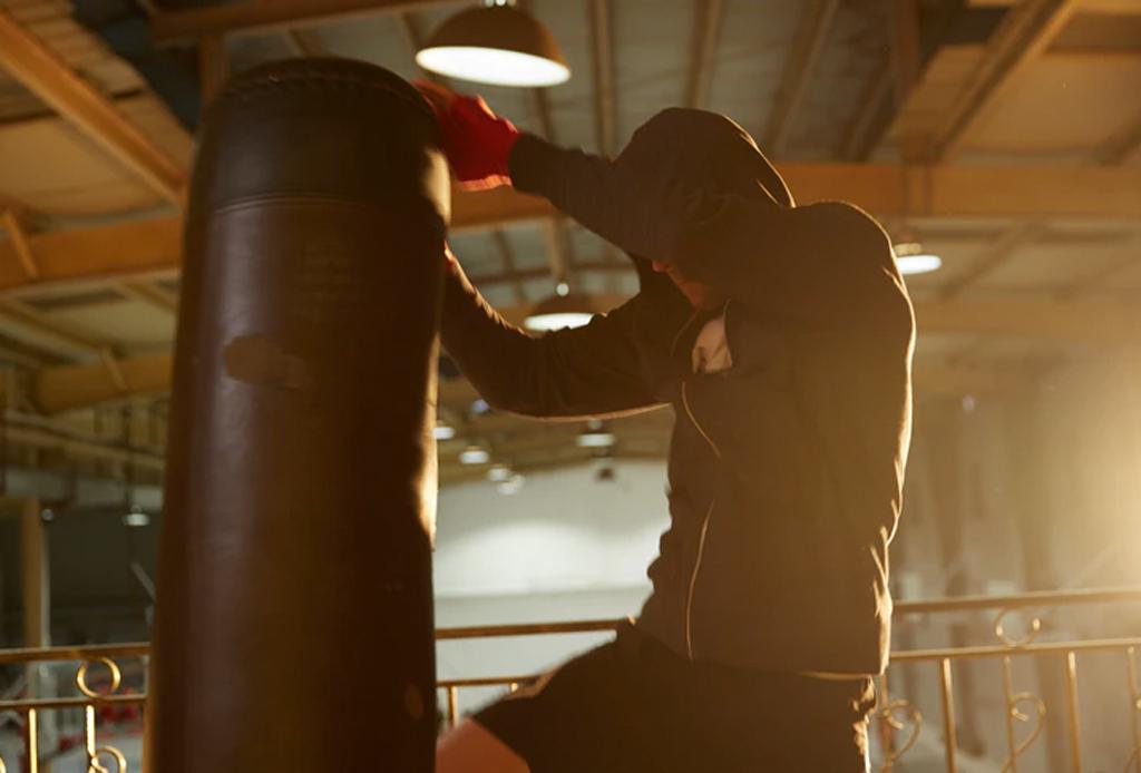¿Sabías que el box es una buena idea para combatir el estrés?