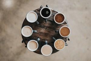 Este es el nivel de cafeína que tienen los diferentes tipos de café