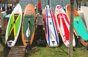 Consejos para empezar a hacer Paddle boarding