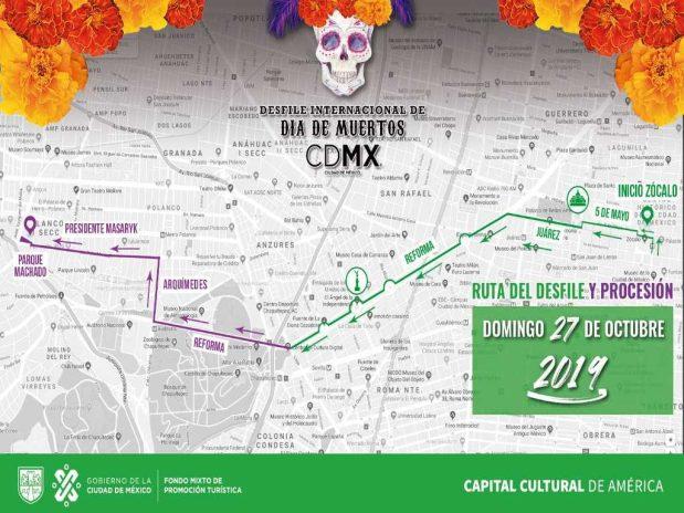 Brunches para ver el desfile de Día de Muertos - desfile-dia-de-muertos