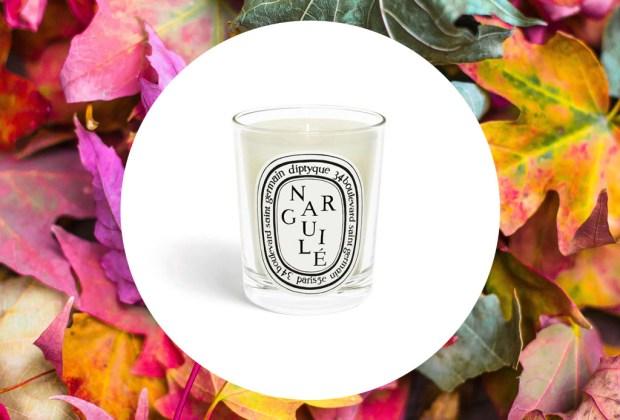 Las velas que no pueden faltar en casa para aromatizar este otoño - diptyque-narguile