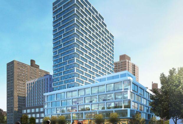Los edificios más impresionantes que abrirán sus puertas en 2020 - essex-crossing-1