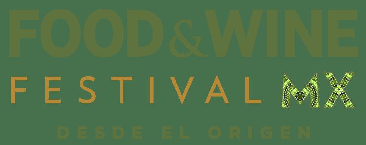 Hicimos una playlist con lo que nos gustaría escuchar en el Food & Wine Festival Mx: Desde el Origen - food_and_wine_festival-imagen_logo