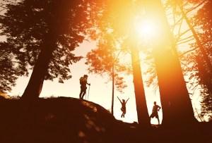 Escápate a la montaña. Esta Playlist para hiking es lo que necesitas