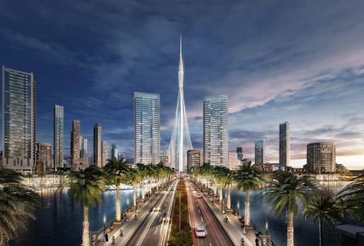 Los edificios más impresionantes que abrirán sus puertas en 2020 - jeddah-tower-1