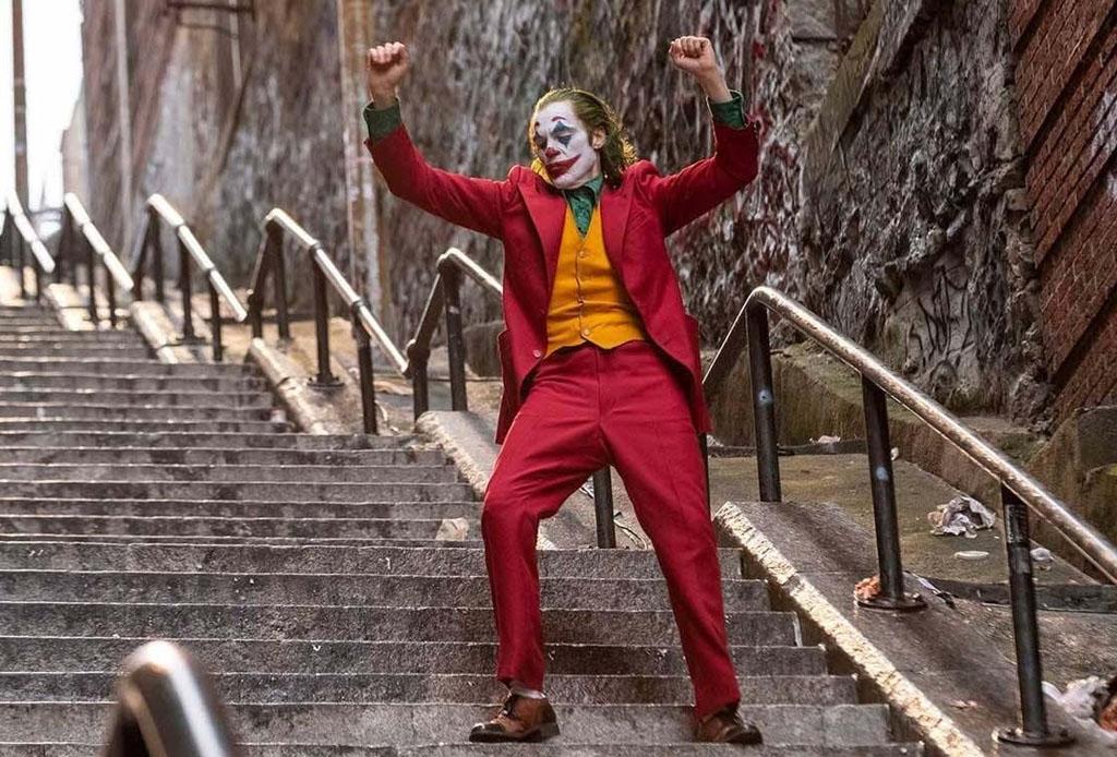 Miles de personas han recreado la famosa escena en las escaleras de «Joker», ¿Quieres saber dónde están?