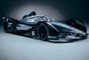 Formula E ahora tiene un Mercedes