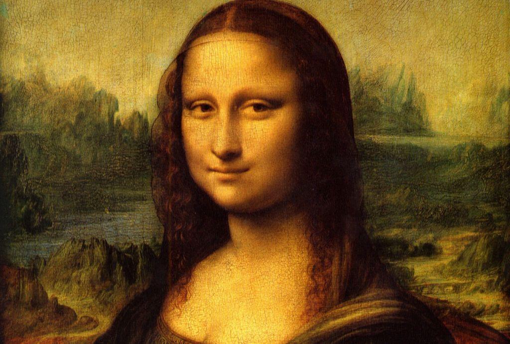 ¿Fanático de las obras de arte? Entonces amarás estas canciones - mona-lisa-1024x691