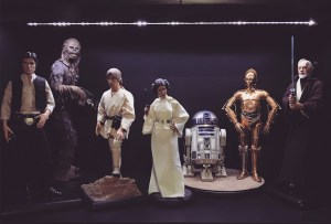 Behind the Walls - museo-star-wars
