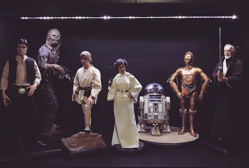 Visita estas exposiciones abiertas durante diciembre - museo-star-wars-1024x694