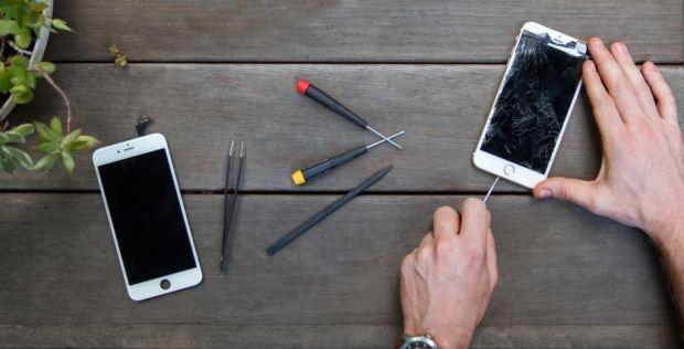 Aprende a usar tus smpartphones de manera sustentable - reparar-telefono