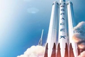 SpaceX llegará al espacio a principios de 2020