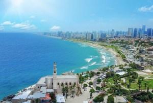 6 formas de disfrutar la paradisíaca playa de Tel Aviv al máximo