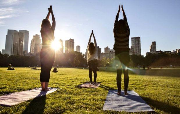 ¡Cumple con tus propósitos 2019! Estas actividades físicas te ayudarán a lograrlo - yoga