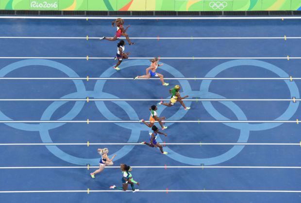 Así es la revolucionaria tecnología que te sorprenderá en las olimpiadas de Tokio 2020 - atletas