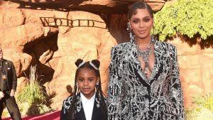 La hija de Beyoncé fue premiada como compositora a sus 7 años