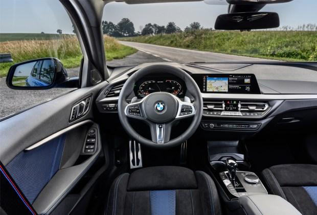 Por estas razones es que amamos el nuevo Serie 1 de BMW - bmw-serie-1-2020-equipo-interior