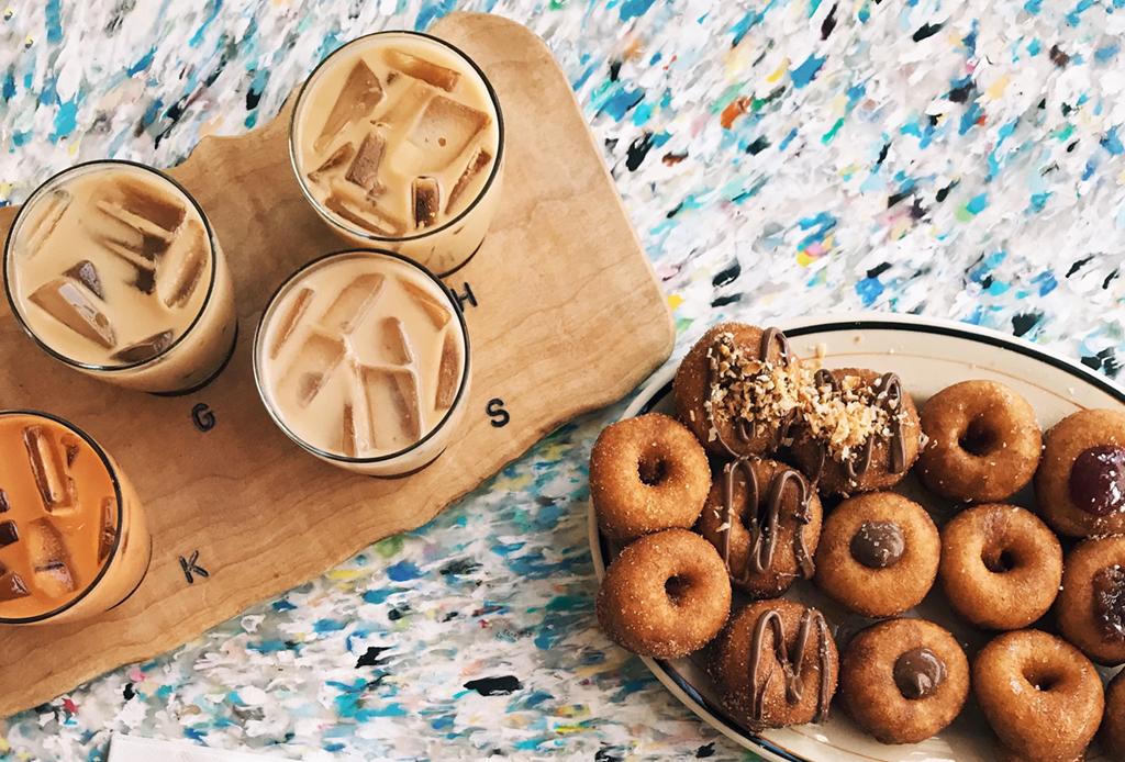 Dos de tus favoritos juntos, chai + carajillo, prepara esta receta