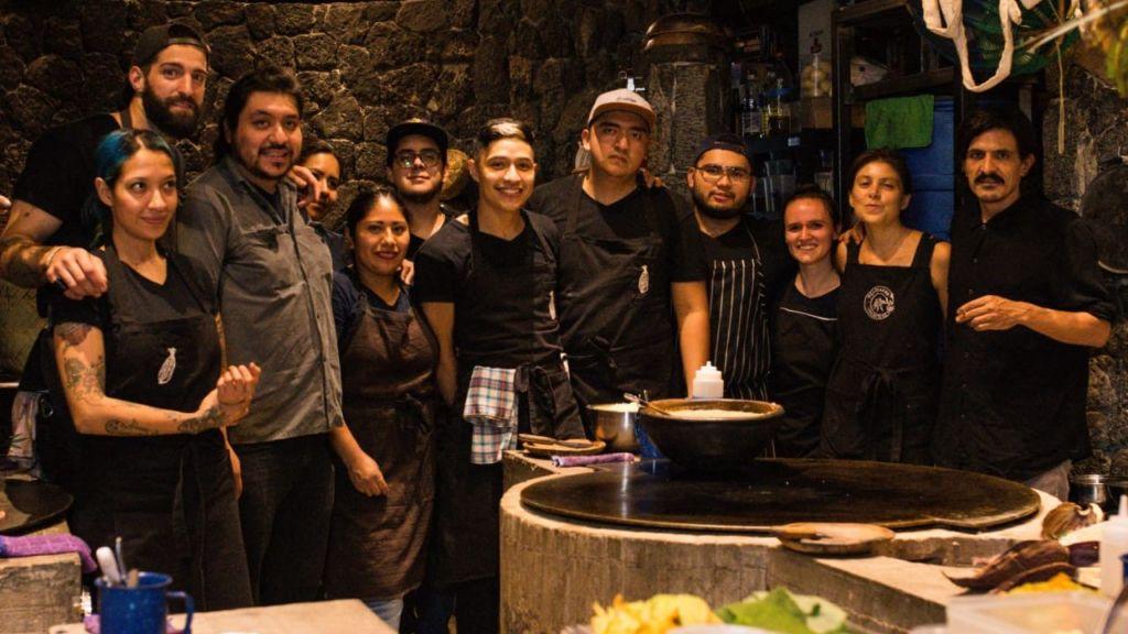 Expendio de Maíz es el Best New Bistro de la Ciudad de México