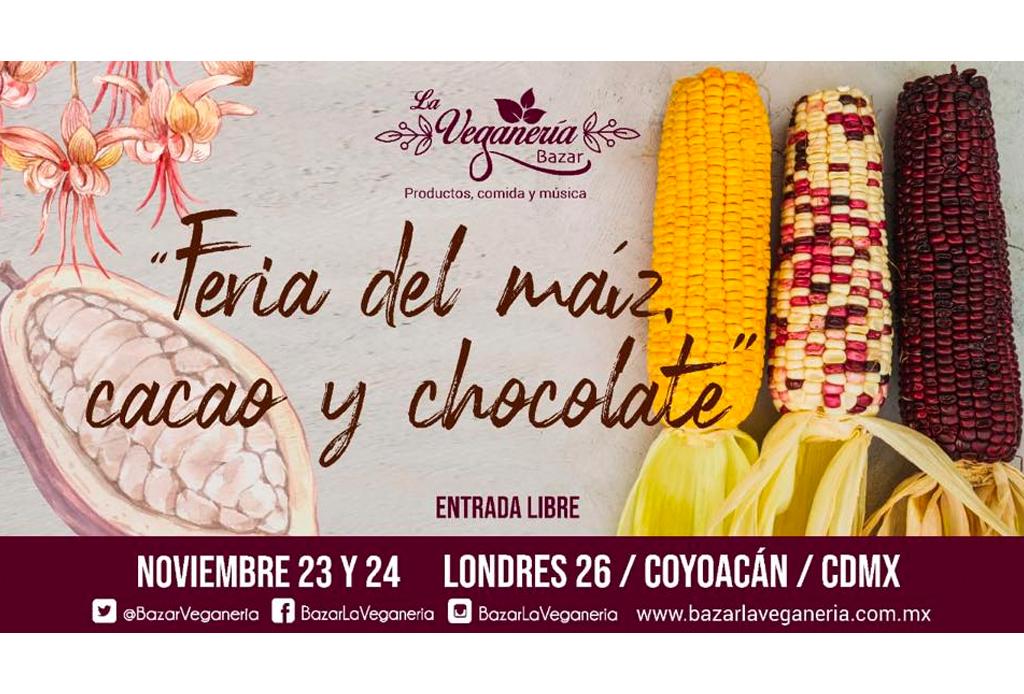 Feria del maíz, cacao y chocolate - feria-maiz